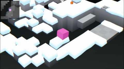 EDGE - Snowblind achievement (Steam Christmas 2011)