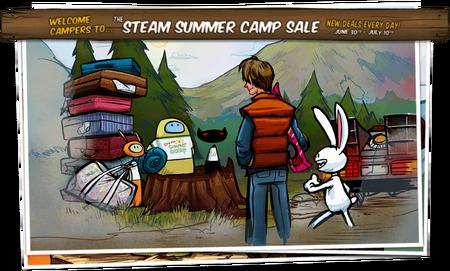 Steam Summer Camp Sale