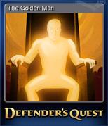 DQ TheGoldenMan Small