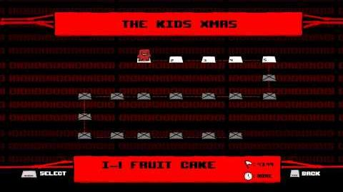 How To Get The Kids Xmas! Achievement - The Steam Great Gift Pile 2011 for Super Meat Boy
