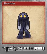 TBP Shambler Small F