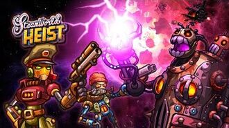 SteamWorld Heist - HD Launch Trailer