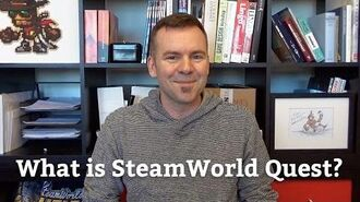 The truth behind SteamWorld Quest The Engine Room 24