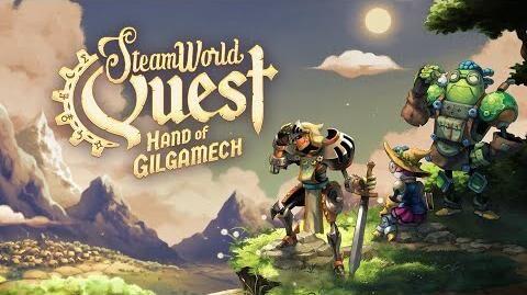 SteamWorld Quest - Debut Trailer - Nintendo Switch