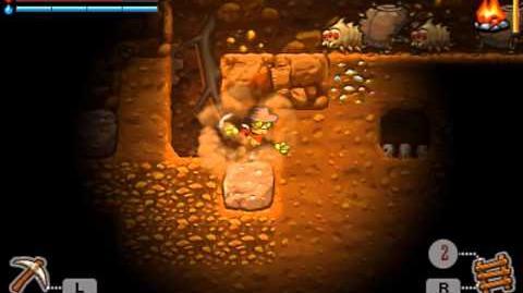 SteamWorld Dig Beta Gameplay 2