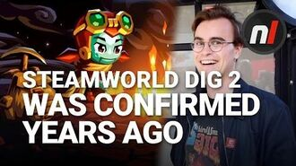 SteamWorld Dig 2 Was Actually Confirmed Years Ago EGX Rezzed 2017