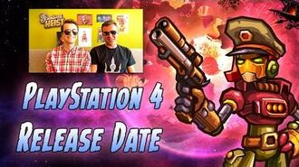 SteamWorld Heist Hits PS4 Vita On May 31 + Giveaway The Engine Room 15