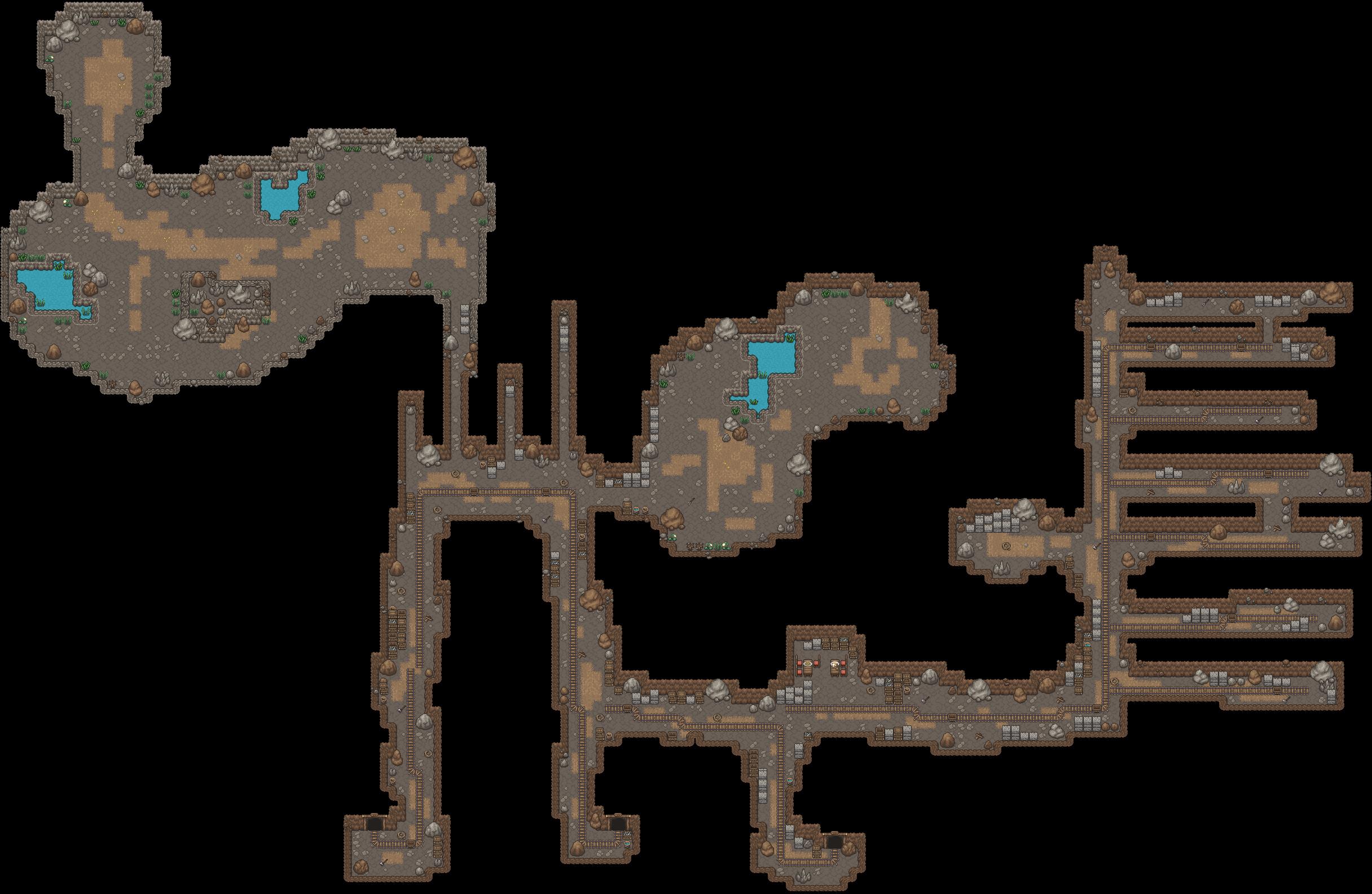 Oldhorn Mine (inside)