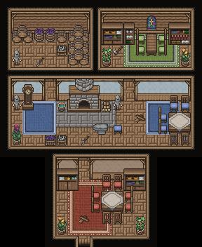 Misterious House