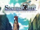 Steins;Gate: The Movie - Load Region of Déjà vu