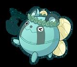Fairy Upa Sticker
