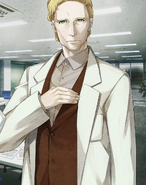 Leskinen lab coat