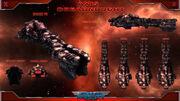 Axis Dreadnought