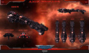 Axis Frigate