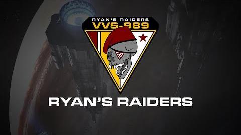 VVS-989 Ryan's Raiders Stellaris Invicta