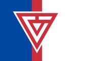 Japanese-Korean Flag