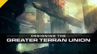 Designing the Greater Terran Union - Incoming
