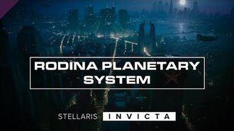 Rodina Planetary System - Stellaris Invicta - Atlas