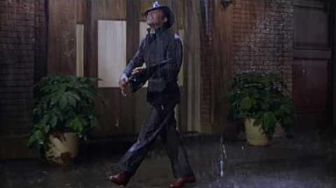 Singing In The Rain - Gene Kelly