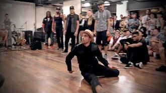 Montreal Swing Riot 2014 - Invitational Battle Part 3 - Crossover & Finals