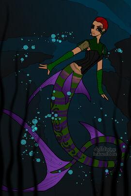 Mermaid Reginald