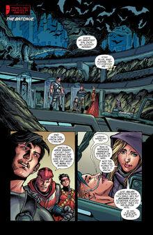 Batman & Robin Eternal (2015-) 003-007