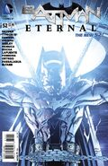 Batman Eternal 52B Variant Cover