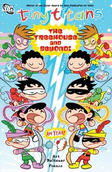 Tiny Titans The Treehouse and Beyond TPB