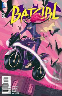 Batgirl 047 cover