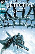 Detective Comics 971B Cover