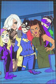 Batgirl 50 cover c