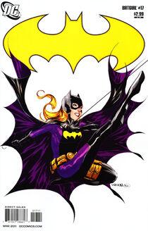 Batgirl 17 Legion CPS 001