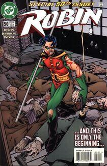 Robin 50 cover