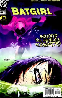 Batgirl 62 Cover