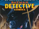 Detective Comics A Lonely Place of Living TPB