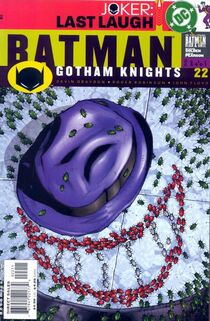 Batman gotham knights 22 cover