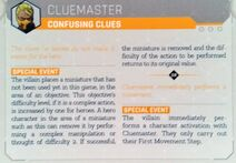 Cluemaster Traits Card