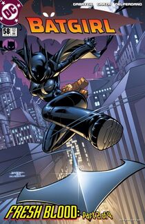 Batgirl 58 cover-0