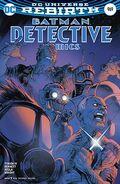 Detective Comics 969B Cover