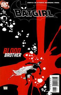 Batgirl 72 Cover