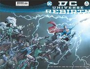 Dc universe rebirth 1D cover