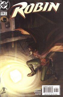 Robin 116 cover
