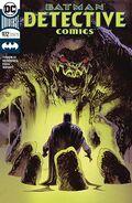 Detective Comics 972B Cover