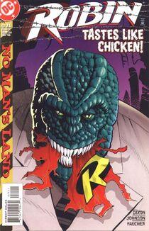 Robin 71 cover