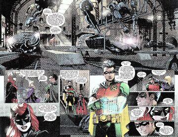 Detective comics 937 page 10 11