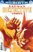 Detective Comics 957B Cover