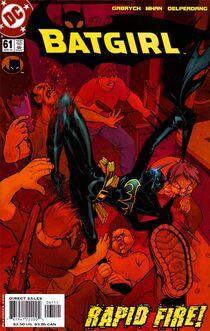 Batgirl 61 Cover