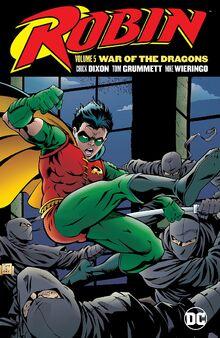 Robin vol 5 cover