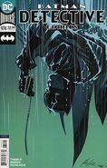 Detective Comics 974B Cover