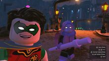 Lego Villains Spoiler and Tim